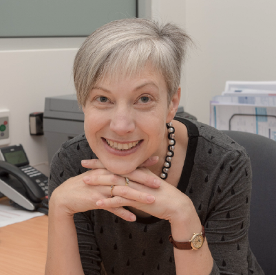 Dr Geraldine Fenn